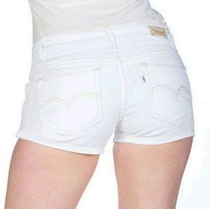 (E3) Levi's Shorty Jean Shorts